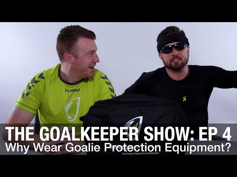 Goalkeeper Show - Important Goalie Equipment For Safety and Performance