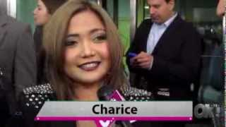Charice—on Salma Hayek: 'Here Comes the Boom' Interview with OK! Magazine