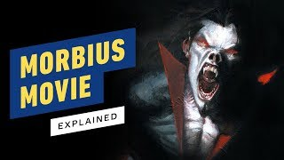 Morbius Movie: Jared Leto's Spider-Man Spin-Off Explained