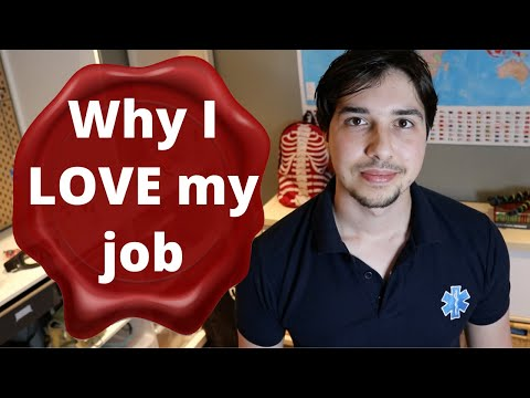 5 reasons why Paramedicine is a great job