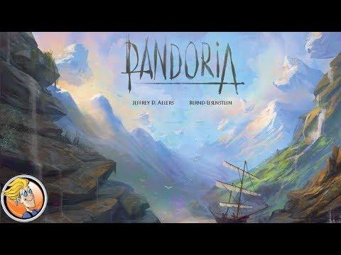 Come explore Pandoria! — Fun and Board Games with WEM