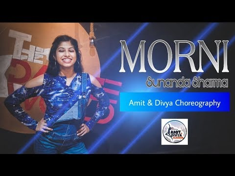MORNI - Sunanda Sharma | New Punjabi Songs | Ft. Vaidehi Mehta | Amit&Divya Classes | Dance Cover