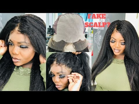 *No Wig Cap Needed* The Best Fake Scalp Glueless Wig For Beginners
