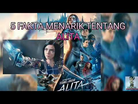 FAKTA MENARIK ALITA - BATTLE ANGEL