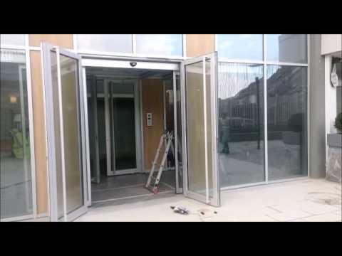 Yana Açılır Otomatik Kapı