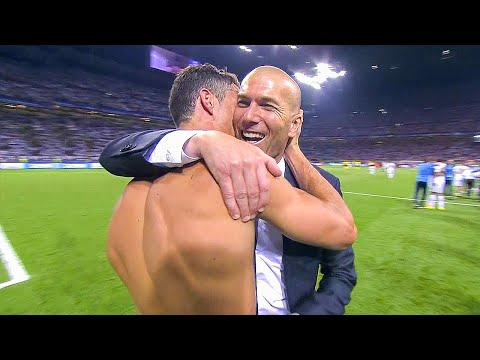 Zidane TOP 5 GREATEST games as coach