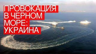 Провокация вЧерном море: Украина заметает следы