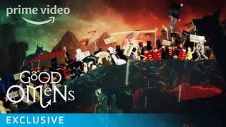 Дэвид Теннант, Good Omens - Series Date Announcement | Prime Video