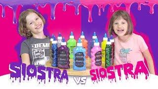 3 Kolor Slime Challenge, Siostra kontra Siostra - 7