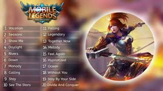 20 BEST EDM SONG FOR PLAYiNG MOBiLE LEGENDS [NO COPYRiGHT] | September 2018 | #01