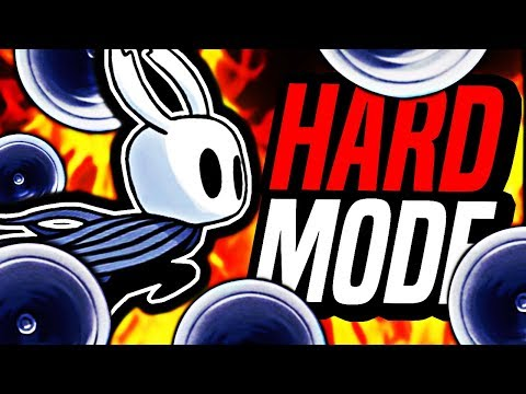 PATH OF PAIN ON HARD MODE - Hollow Knight Mods: Rage Montage 3