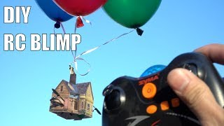DIY RC Blimp(s)