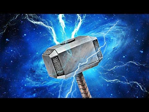 Quanto pesa il Martello di Thor?