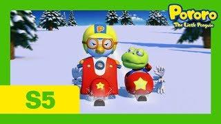 Pororo Let's Make A New Sled   S5 E14   Kids Animation   Pororo the Little Penguin