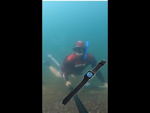 Apple watch found underwater #shorts