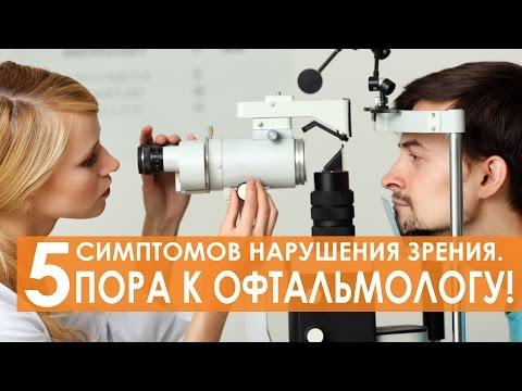 Причины резкой потери зрения в одном глазу