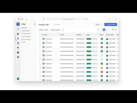 Videos from Witei CRM
