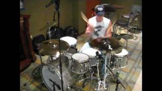 Tubthumping -  Chumbawamba - Drum Cover - (Chase)