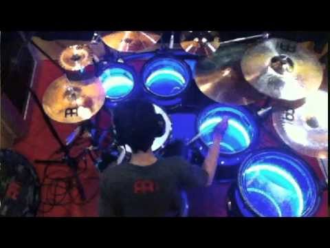 Padi - Terluka (Drum Cover) Uciel Rizky