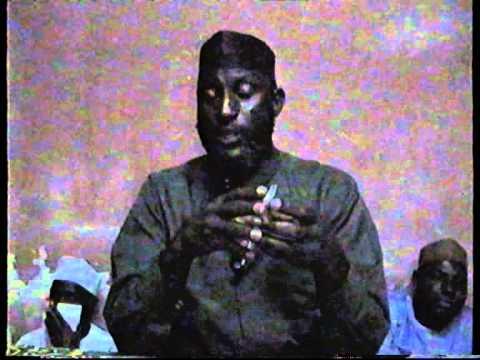 Sheikh Awwal Albany Zaria(Zikirin Safe Da Marece 4)