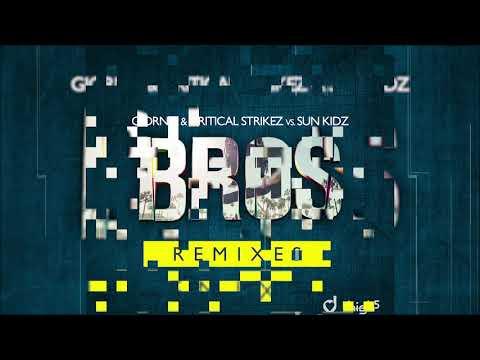 Giorno & Critical Strikez vs Sun Kidz - Bros (Splat Zone Remix) - Official Audio