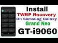 Video for twrp 3.0.2-0 samsung galaxy grand neo (gt-i9060)