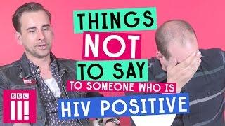 """""""HIV-pozitívnak lenni nem azt jelenti hogy kasztráltak!"""