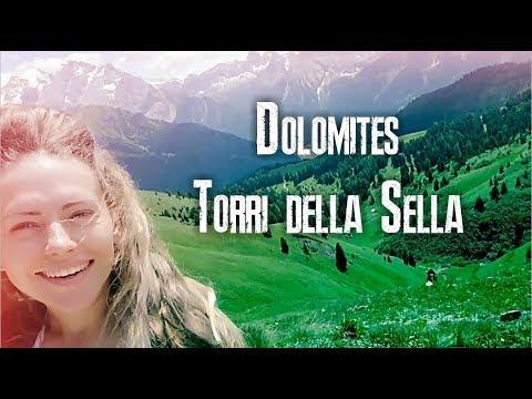 Доломитовые Альпы. Скалолазание. Часть 1. /  Dolomites. Climbing.