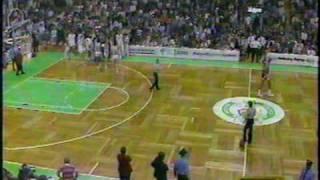 Lakers 115 Celtics 114 Dec 11 1987 final minute