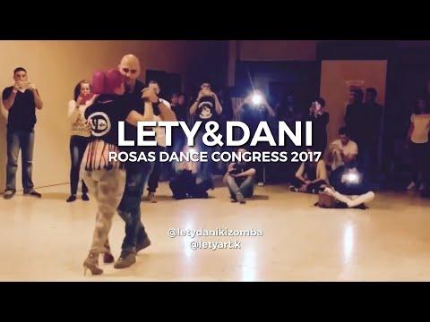 Lety & Dani Rosas Dance Congress