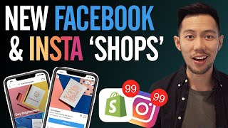 How To Sell on Instagram & Facebook (New 'Shops' Method 2020)