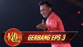 WOW!! 4 Juri Beri Like Buat Penampilan Igo [ZUBAIDAH], Cengkoknya Ajib - Gerbang KDI Eps 3 (26/7)