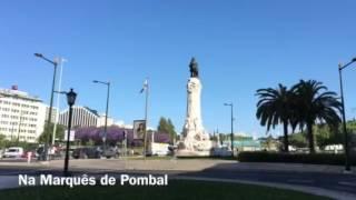 Conhecendo Lisboa com a a Yellow Bus Tour