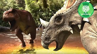 ADVENTURES OF DINOSAURS CERATOPS | PART 1 | SD QUALITY | FULL MOVIE | EN - dooclip.me