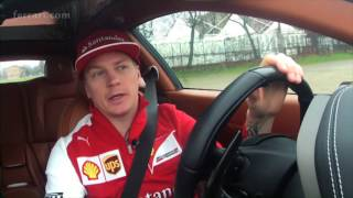 F1 2014 - Ferrari - Kimi Raikkonen&Formula 1