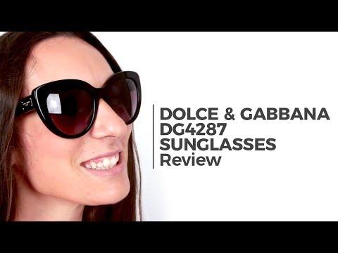 Dolce & Gabbana DG4287 Sunglass Review | SmartBuyGlasses