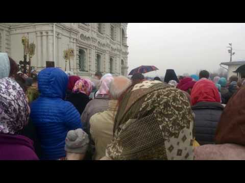Казанский храм в москве коломенское