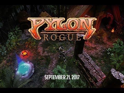 Pylon: Rogue Trailer 9/21/17 Release thumbnail