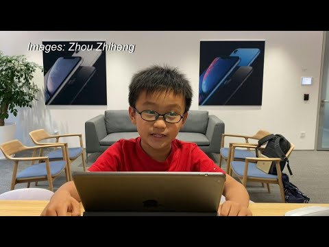 Child's play: Coding booms among Chinese children | AFP