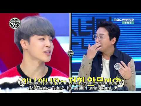 INDO SUB 161107 Star Show 360 Episode 8   BTS Part 1