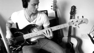 Tower of Power - Credit (Bass Cover) - Sam Davies