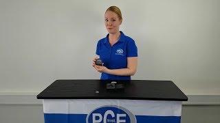Ηλεκτρονικό Σκληρόμετρο Πλαστικών Shore A PCE