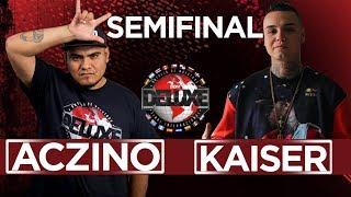 Aczino vs Kaiser | Semifinal | BDM Deluxe 2018.