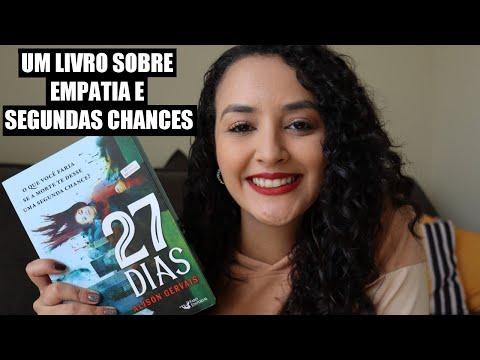 Vlog de leitura:  27 dias l 2021