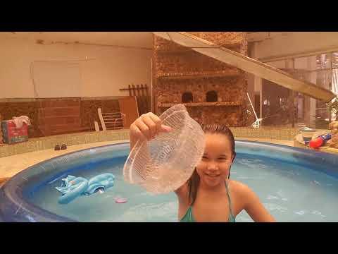 olha essa piscina