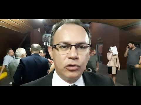 Presidente da PiauiPrev, Ricardo Pontes, acompanha votação da reforma