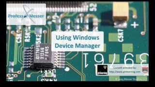 Using Windows Device Manager - CompTIA A+ 220-802: 1.4