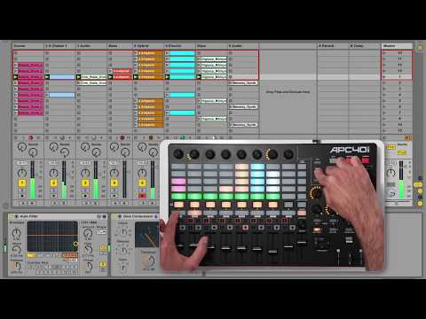 Akai Professional APC40 mkII Review of New Features
