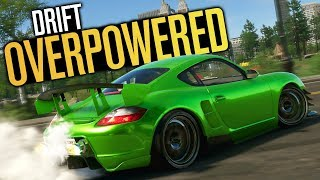 The Crew 2 - Most Overpowered Drift Car?!