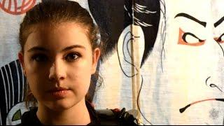 14 year Old Girl Samurai - As Tomoe Gozen